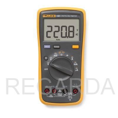 Мультиметр цифровой  FLUKE-15B+ ERTA