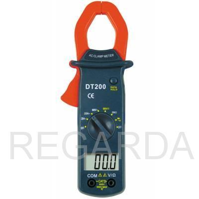Клещи Токоизмерительные  DT-200