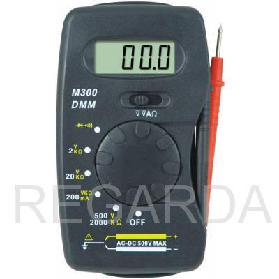 Мультиметр: DT 300