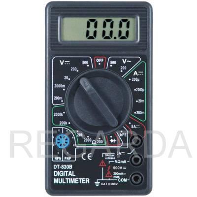 Мультиметр: DT-830B