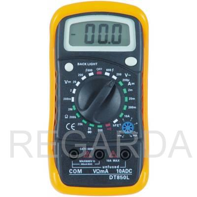 Мультиметр  DT850L