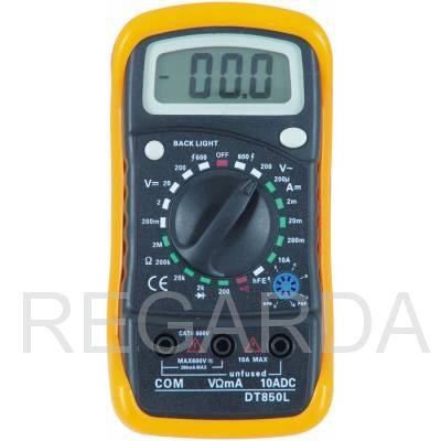 Мультиметр: DT850L