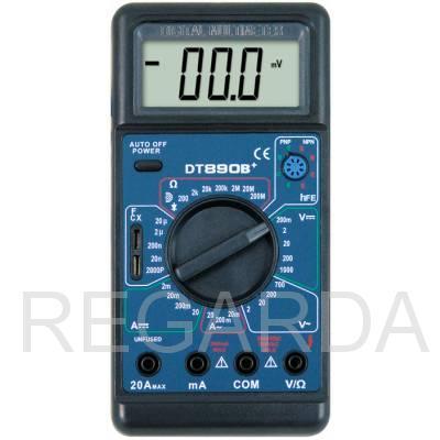 Мультиметр  DT-890B