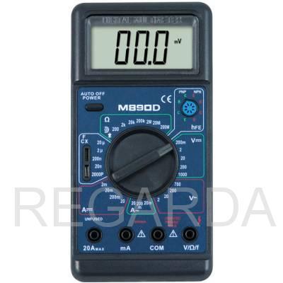 Мультиметр: DT-890D