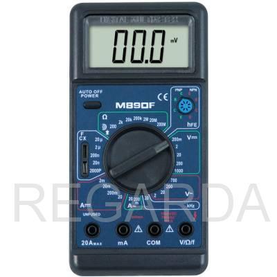 Мультиметр: DT-890F