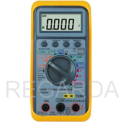 Мультиметр  DT-82040