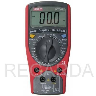 Мультиметр  UT50B