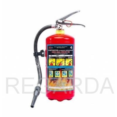 Огнетушитель ОВЭ-6  АВСЕ-01 морозостойкие