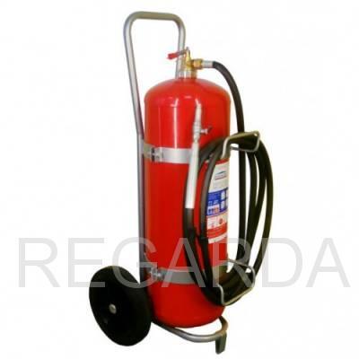 Огнетушитель ОВЭ-100  АВСЕ-01 морозостойкие