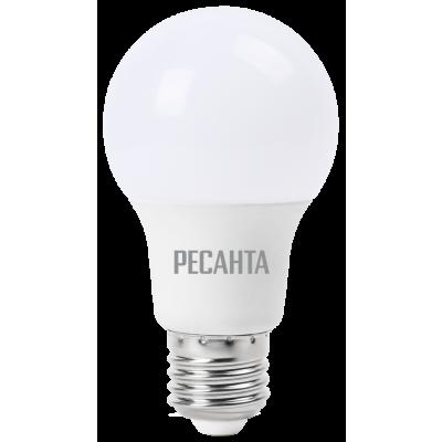 Лампа светодиодная РЕСАНТА