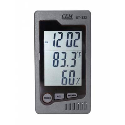 Термометры цифровые комнатно-уличные  CEM