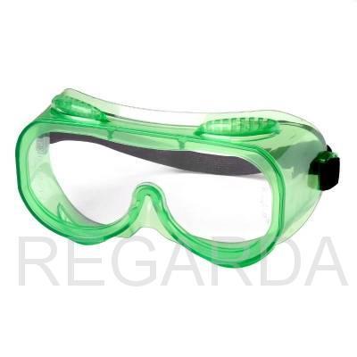 Очки защитные закрытые: с не прямой вентиляцией ЗН4 ЭТАЛОН (РС)