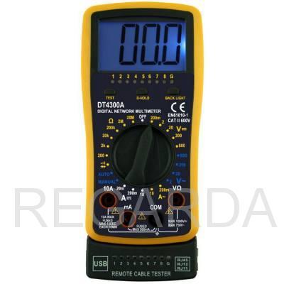 Мультиметр  DT4300A