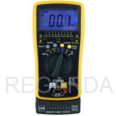 Мультиметр  DT4300B