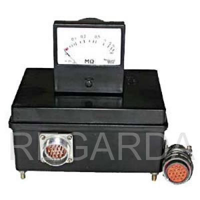 Прибор контроля изоляции Ф4106А