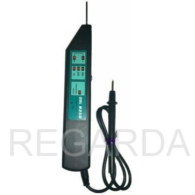 Универсальный пробник электрика с прозвонкой DSL8250
