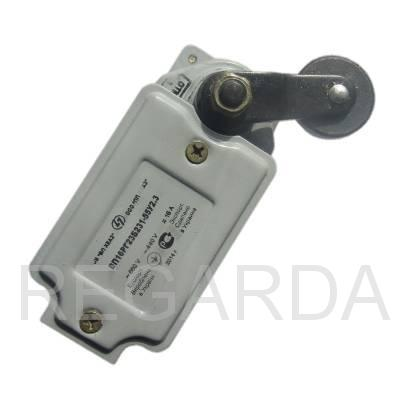 Выключатель путевой: ВП16РГ23Б231-55У2.3  (без сальника, с самовозвратом)