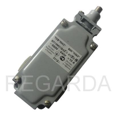 Выключатель путевой  ВП19М21Б411-67У2.15