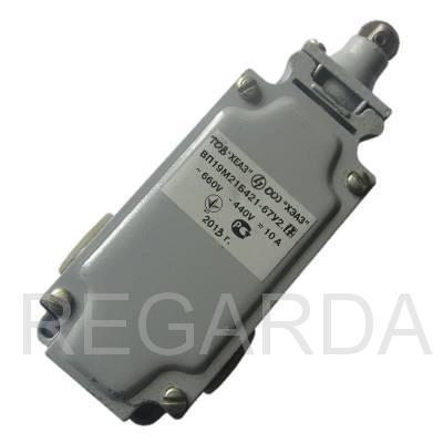 Выключатель путевой: ВП19М21Б421-67У2.16