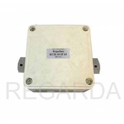 Коробка соединительная  КСП-10 без сальника IP65
