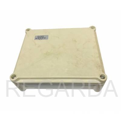 Коробка соединительная: КСП-25 без сальников IP65