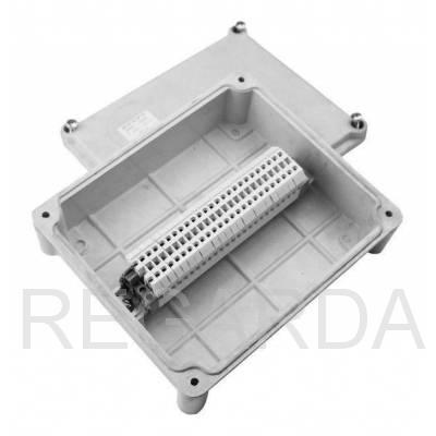 Коробка соединительная: КСП-40 без сальника IP65