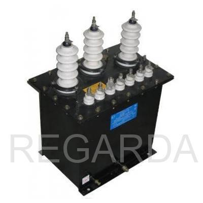 Измерительный трансформатор напряжения с защитной крышкой  НАМИТ-10-2