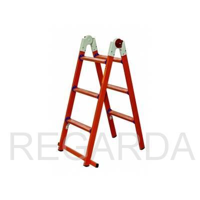 Лестница-стремянка стеклопластиковая  ЛСПТД-1,0