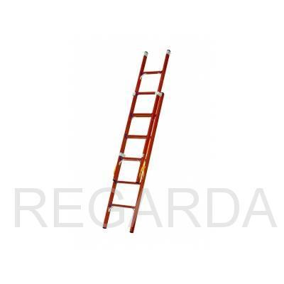 Лестница-стремянка универсальная диэлектрическая  ССД-У 2×9