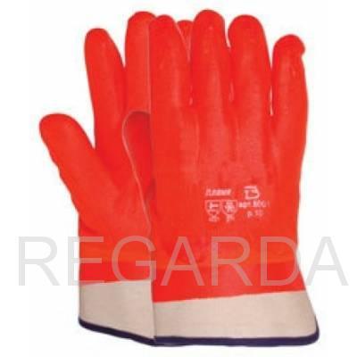Перчатки морозонефтемаслостойкие (манжет- крага)