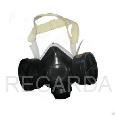 Респиратор  РПГ-67А1 с фильтрами ДОТ 120 марки А1, К1, А1В1Е1