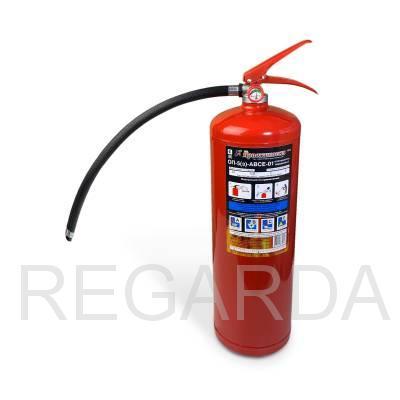 Огнетушитель порошковый ОП-5 (Ярпож)