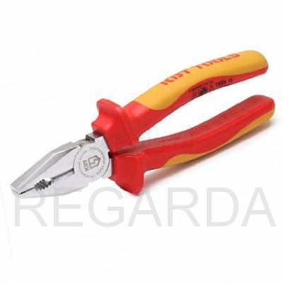 Пассатижи с изолирующими ручками «Профи» 180 мм (КВТ)