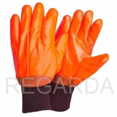 Перчатки морозонефтемаслостойкие (манжет- резинка)