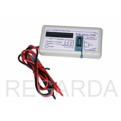 Измеритель ёмкости: ESR-micro v5.0S
