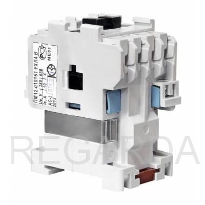 Пускатель электромагнитный  ПМ12-010151 220В 1р