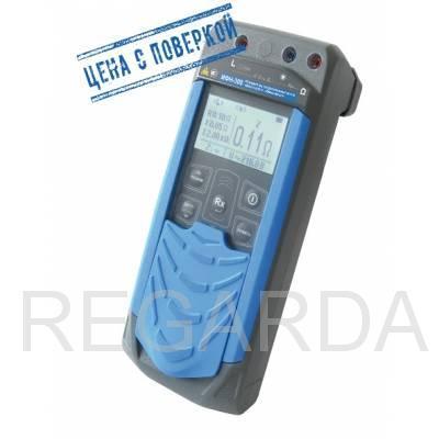 """Измеритель параметров петли ИФН-300  """"фаза-нуль"""", """"фаза-фаза"""""""