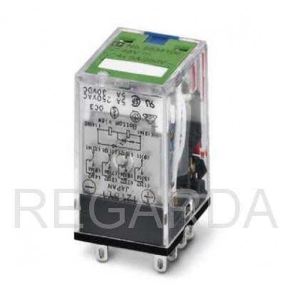 Одиночное реле  REL-IR/LDP- 24DC/4X21AU