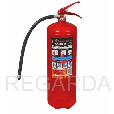 Огнетушитель порошковый ОП-4 (Ярпож)