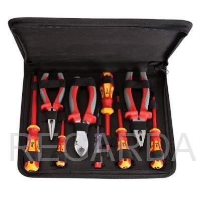 Набор электрика :КВТ НИИ-01:(9 предметов)