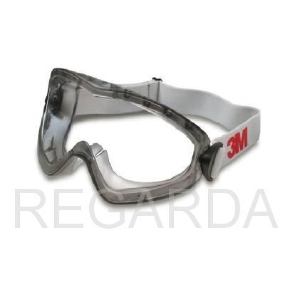 Очки защитные закрытые: 3M 2890A «Премиум»