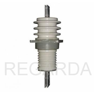 Изолятор ИПУ-10/630-7,5 УХЛ1 (кв.фл.) проходной