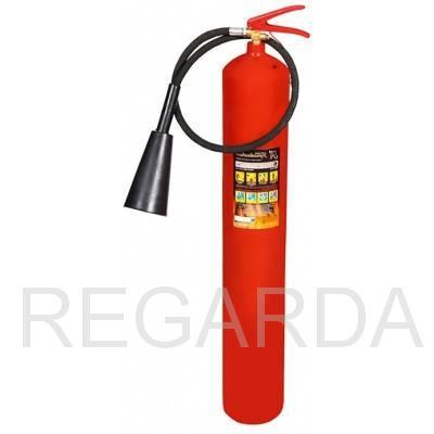 Огнетушитель углекислотный ОУ-8