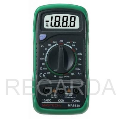 Мультиметр  MAS838