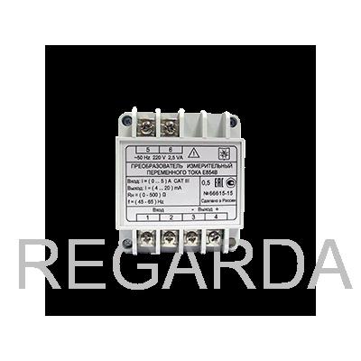 Е854 преобразователь измерительный переменного тока