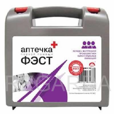 Укладка для экстремальной профилактики парентеральных инфекций (полистирол)