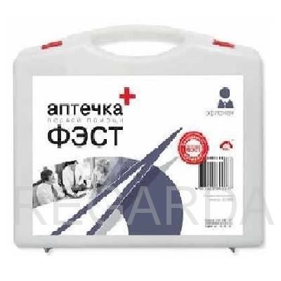 Аптечка первой помощи для оснащения рабочих кабинетов