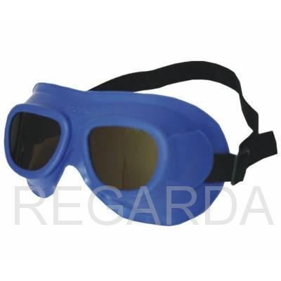 Очки защитные закрытые: с непрямой вентиляцией ЗН18 «DRIVER RIKO» Г2 (6)
