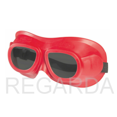 Очки защитные закрытые: с непрямой вентиляцией ЗН18 DRIVER RIKO (7)
