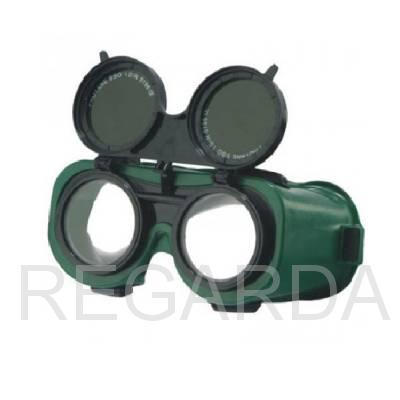 Очки защитные закрытые: с непрямой вентиляцией ЗНД2 «ADMIRAL»